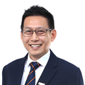 Eugene Aw real estate agent of Huttons Asia Pte Ltd