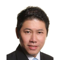 Ric Lee real estate agent of Huttons Asia Pte Ltd