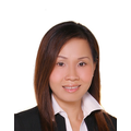 Cheryl Lam real estate agent of Huttons Asia Pte Ltd