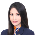 Alicia Xu real estate agent of Huttons Asia Pte Ltd