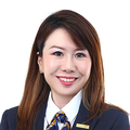Nancy Toh real estate agent of Huttons Asia Pte Ltd
