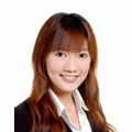 Michelle Ho real estate agent of Huttons Asia Pte Ltd