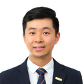 Jeff Zhang real estate agent of Huttons Asia Pte Ltd