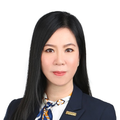 Lynn Ong real estate agent of Huttons Asia Pte Ltd