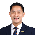 Sam Chin real estate agent of Huttons Asia Pte Ltd