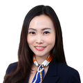 Yvonne Ang real estate agent of Huttons Asia Pte Ltd
