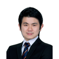 Nicholas Fong real estate agent of Huttons Asia Pte Ltd