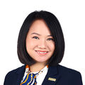 Jenny Tan real estate agent of Huttons Asia Pte Ltd