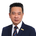 Kenny Kan real estate agent of Huttons Asia Pte Ltd