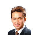 Antoney Liew real estate agent of Huttons Asia Pte Ltd