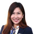 Eve Wong real estate agent of Huttons Asia Pte Ltd