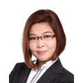 Tracy Teng real estate agent of Huttons Asia Pte Ltd