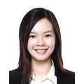 Esther Cai real estate agent of Huttons Asia Pte Ltd