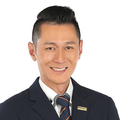 Joseph Yeo real estate agent of Huttons Asia Pte Ltd