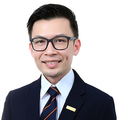 Sam Chan real estate agent of Huttons Asia Pte Ltd