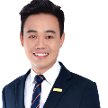Vincent Yin real estate agent of Huttons Asia Pte Ltd
