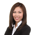 Rachel Zhang real estate agent of Huttons Asia Pte Ltd