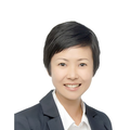 Amy Sim real estate agent of Huttons Asia Pte Ltd