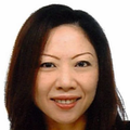 Lovean Teo real estate agent of Huttons Asia Pte Ltd