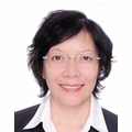 Shirley Chan real estate agent of Huttons Asia Pte Ltd