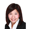Corina Sim real estate agent of Huttons Asia Pte Ltd