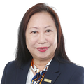 Wong-Hee Annie real estate agent of Huttons Asia Pte Ltd