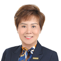 Juleen Ang real estate agent of Huttons Asia Pte Ltd