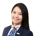 Wendy Tan real estate agent of Huttons Asia Pte Ltd