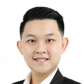 Jonathan Heng real estate agent of Huttons Asia Pte Ltd