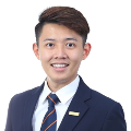 Joe Tee real estate agent of Huttons Asia Pte Ltd