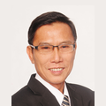 Alston Lim real estate agent of Huttons Asia Pte Ltd