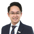 Vince Siow real estate agent of Huttons Asia Pte Ltd