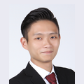 Jonathan Lin real estate agent of Huttons Asia Pte Ltd