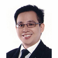 Nelson Wong real estate agent of Huttons Asia Pte Ltd