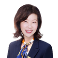 Jean Goh real estate agent of Huttons Asia Pte Ltd