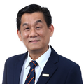 Andrew Chaw real estate agent of Huttons Asia Pte Ltd
