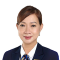 Irene Goh real estate agent of Huttons Asia Pte Ltd