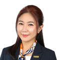 Felicia Tan real estate agent of Huttons Asia Pte Ltd