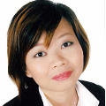 Catherine Lim real estate agent of Huttons Asia Pte Ltd