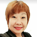 Theresa Koh real estate agent of Huttons Asia Pte Ltd