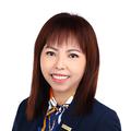 Geraldine Tan real estate agent of Huttons Asia Pte Ltd