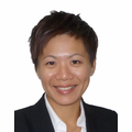 Julie Png real estate agent of Huttons Asia Pte Ltd