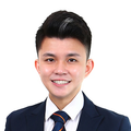 Edwin Hoe real estate agent of Huttons Asia Pte Ltd