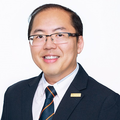 Tony Teo real estate agent of Huttons Asia Pte Ltd