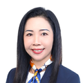 Jaslyn Chan real estate agent of Huttons Asia Pte Ltd