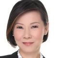Wendy Teng real estate agent of Huttons Asia Pte Ltd