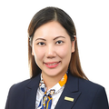 Yvonne Yong real estate agent of Huttons Asia Pte Ltd