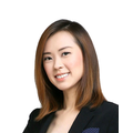Angie Lua real estate agent of Huttons Asia Pte Ltd