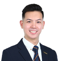 Gabriel Ding real estate agent of Huttons Asia Pte Ltd