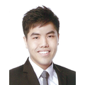 Eddy Lim real estate agent of Huttons Asia Pte Ltd
